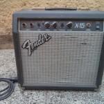 Fender x-15 3